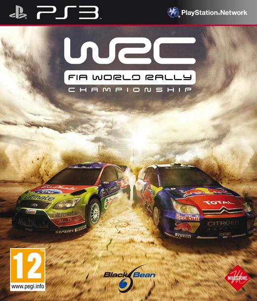 8033102492260 WRC FIA World Rally Championship Game 2010 FR PS3