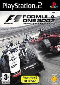 711719472322 Formula One F1 2003 FR PS2