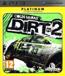 5024866342918 Colin McRae Dirt 2 Platinum FR PS3