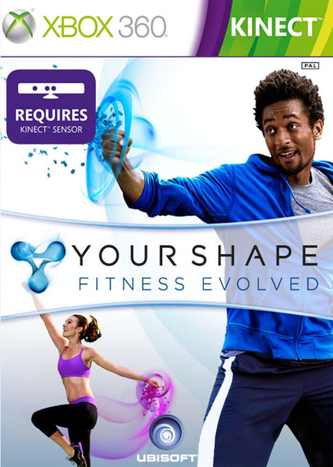 3307217927661 Your Shape Fitness Evolved Kinect FR X36