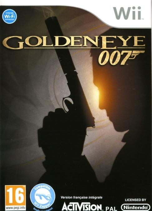 5030917091025 7 James Bond Golden Eye FR WII