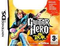 5030917054457 Guitar Hero On Tour! + Manette  FR DS