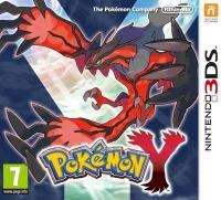 45496524265 Pokemon Edition Y FR 3DS