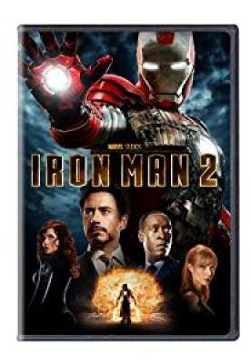 3333973167218 Iron Man 2 (Robert Downey Jr) FR DVD