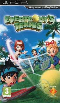 711719114871 verybody S Tennis FR PSP