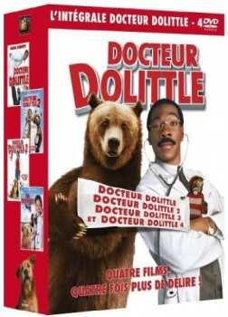 3344428032951 Dr Dolittle Coffret 1a 4 DVD