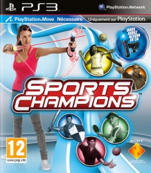 711719155775 PS Playstation Move Sports Champions FR PS3