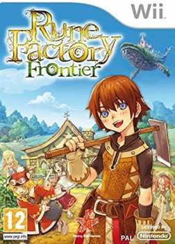 5060102951605 Rune Factory Frontier FR WII
