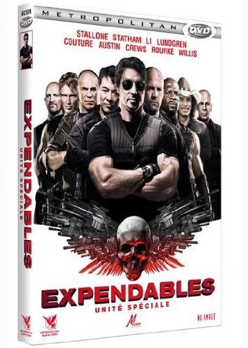 3512391555603 The Expendables ( Stallone) DVD