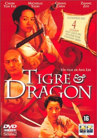 8712609748345 Tigres Et Dragons DVD
