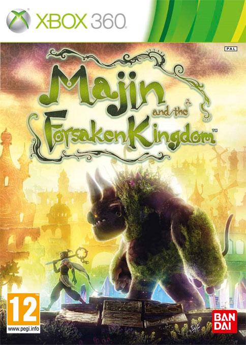 3700577000768 Majin And The Forsaken Kingdom FR X36