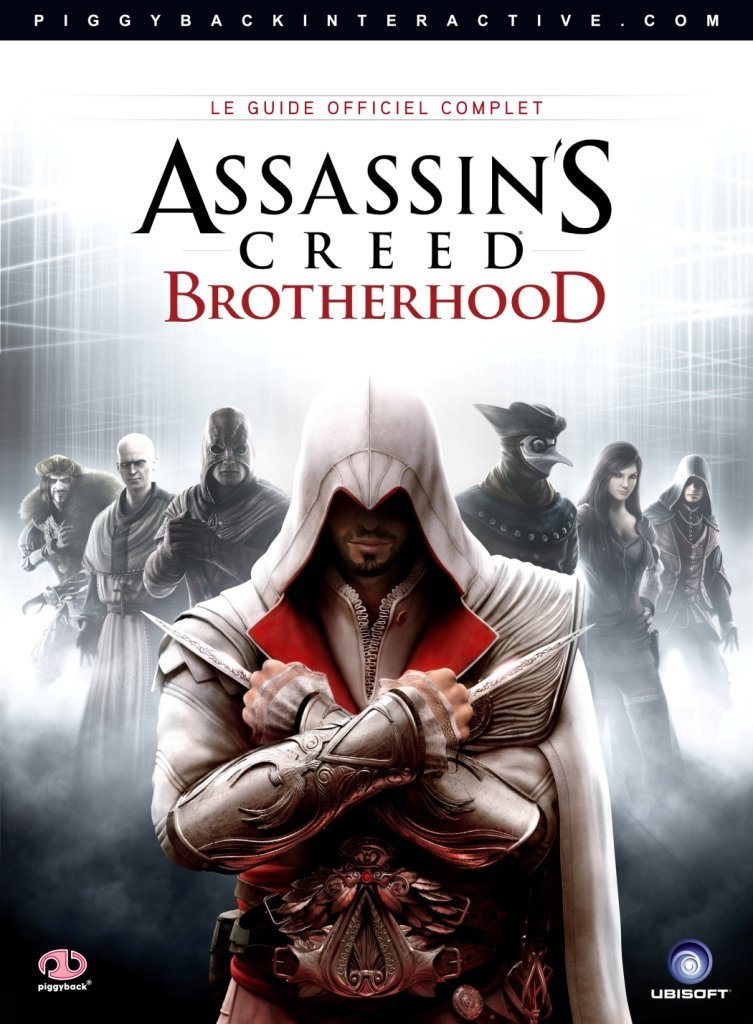 9781906064754 Guide Officiel Assassin S Creed Brotherhood