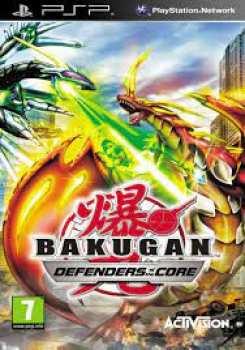 5030917090660 Bakugan Defenders Of The Core FR PSP
