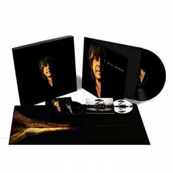 5099994764628 Jean-louis Aubert - Roc Eclair (CD + Vinyl + Livret) CD