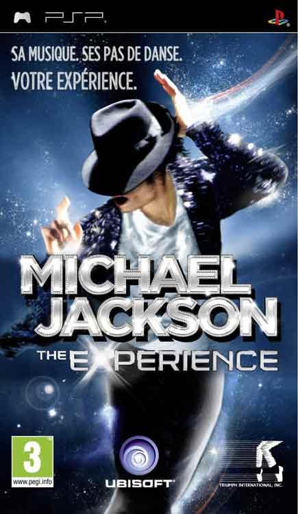 3307219902598 Michael Jackson The Experience FR PSP