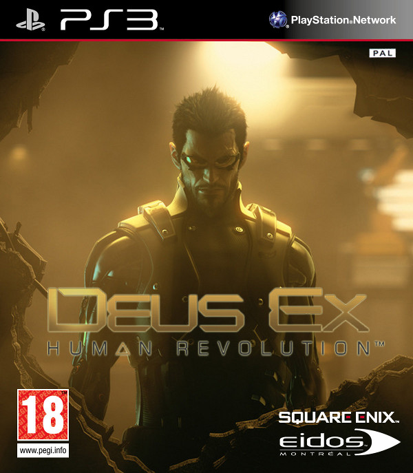 5021290042315 Deus Ex Human Revolution FR PS3