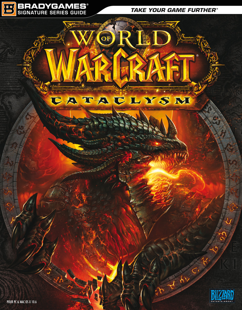 9783869930237 Guide Officiel WOW World Of Warcraft Cataclysm WOW