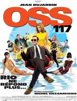 3607483160787 Oss 117 Rio Ne Repond Plus... FR DVD