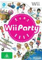 45496369309 Wii Party ( Jeu Seul ) FR WII