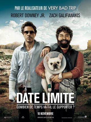 5051889059332 Date Limite (robert Downey Jr) DVD