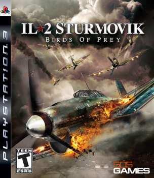 812872014012 (IL) IL-2 Sturmovik Birds Of Prey US/FR PS3