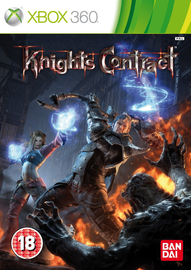3700577002793 Knights Contract FR X36