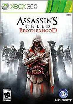 8888346258 ssassin S Creed Brotherhood US/FR X36