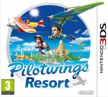 45496520366 PilotWings Resort - 3D FR 3DS