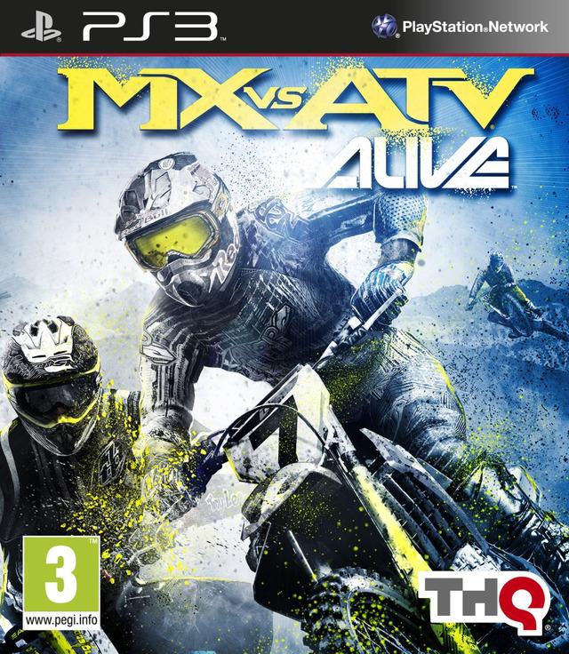 4005209147590 MX Vs ATV Alive FR PS3