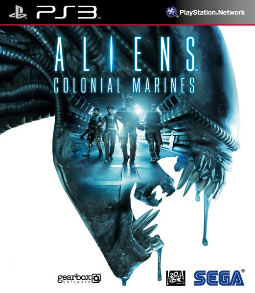 5055277018390 liens Colonial Marines FR PS3