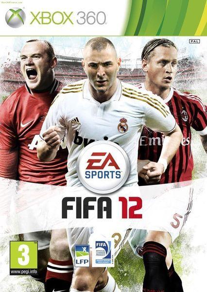 5030946104109 Fifa 2012 FR X36