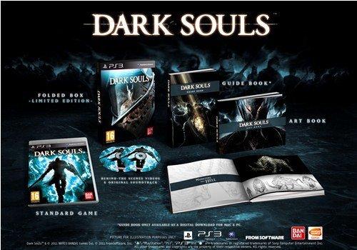 3391891956376 Dark Souls (Ed Limitée + DLC) PS3