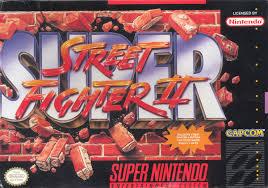 45496330217 Super Street Fighter 2 II FR SNES