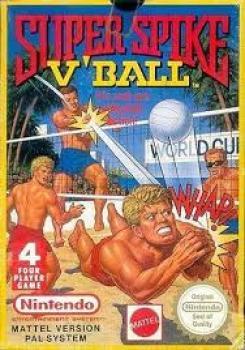 45496630560 Super Spike V Ball NES