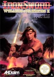 6925100868 Iron Sword Wizards And Warriors II FR NES
