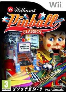 5060057025550 Williams Pinball Classics FR Wii