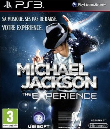3307219902932 Michael Jackson The experience PS Move FR PS3