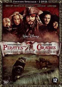8717418142766 Pirates Des Caraibes Jusqu' Au Bout Du Monde (2dvd) DVD