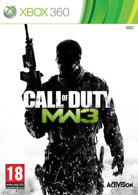 5030917096860 COD Call Of Duty 8 Modern Warfare 3 III FR X36