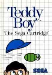 4974365632236 Teddy Boy FR Master System
