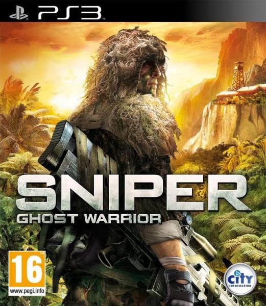 5907813595943 Sniper Ghost Warrior FR PS3