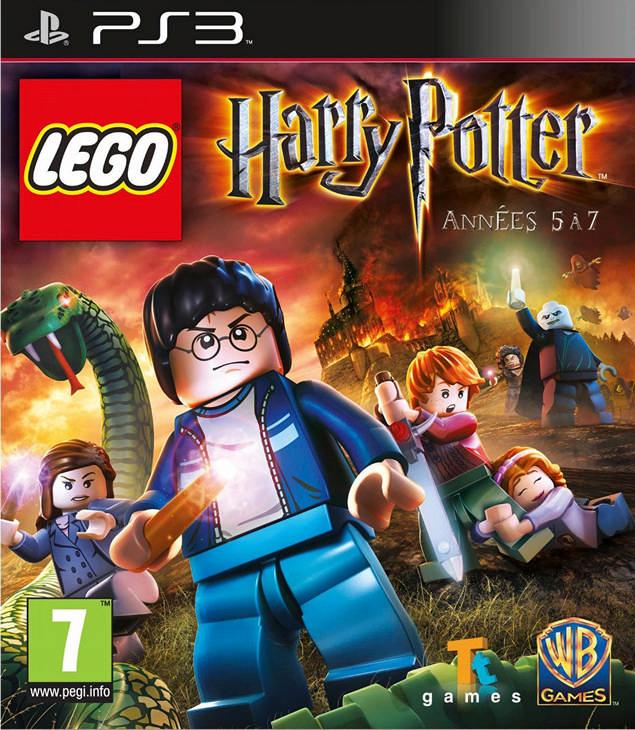 5051889156956 Lego Harry Potter II 2 (Annees 5-7) FR PS3