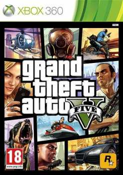 5026555258111 GTA 5 Grand Theft Auto V 5 FR/STFR X36