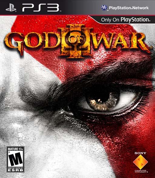 711719163381 God Of War III 3 Platinum FR PS3