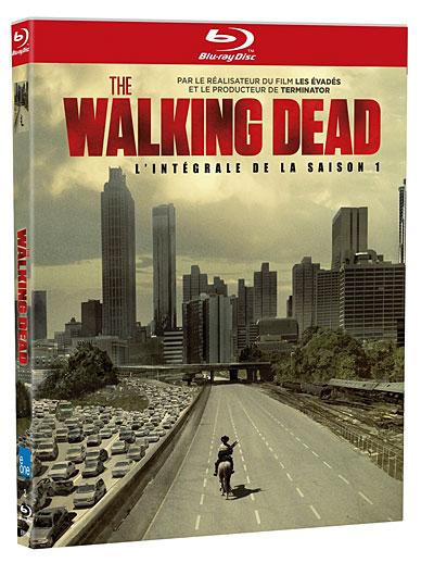 3700301030313 The Walking Dead Saison 1 BR