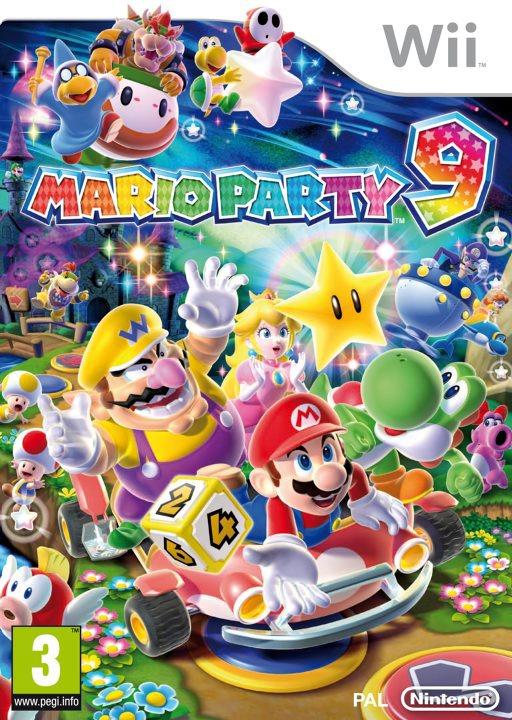 45496402297 Mario Party 9 FR Wii