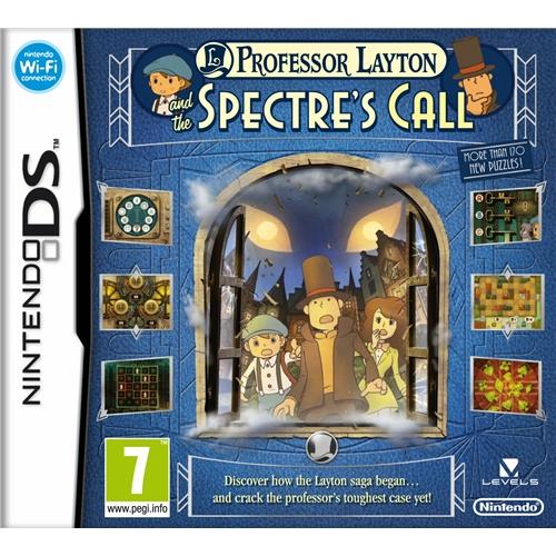 45496471576 Professeur Layton et l' appel du spectre NDS FR