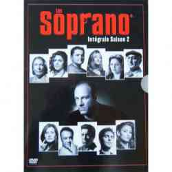 5051889023838 Les Soprano Integrale De La Saison 2 FR DVD