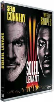 3344428520458 Soleil Levant (sean Connery Wesley Snipes) DVD