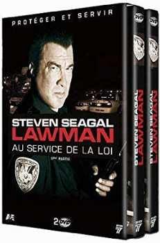 3512391754655 Lawman Steven Seagal Au Service De La Loi Coffret 2 DVD